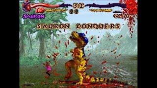 Download Primal Rage - Sauron Playthrough Video