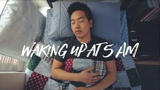 Download Why I Wake Up at 5:00 AM in College Video
