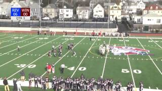 Download RHS Football Thanksgiving Day Game vs Winthrop (11/26/15) Video