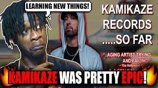 Download Eminem's Kamikaze Feats That Prove Critics Wrong...Again!! (REACTION!) Video