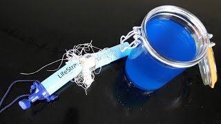 Download What's inside a LifeStraw? Video