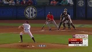 Download Baseball: Highlights   A&M 4, Auburn 1 Video
