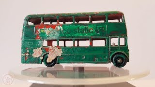 Download MATCHBOX Restoration No 5d Routemaster London bus 1965 Video