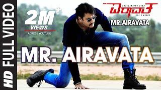 Download Mr Airavata Video Song   Mr Airavata Video Songs   Darshan Thoogudeep,Urvashi Rautela,Prakash Raj Video