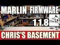 Download Marlin v1.1.8 3D Printer Firmware Complete Config - 2018 - Chris's Basement Video
