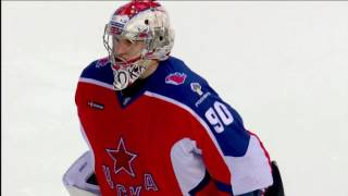 Download KHL Top 10 Saves for Week 24 Video