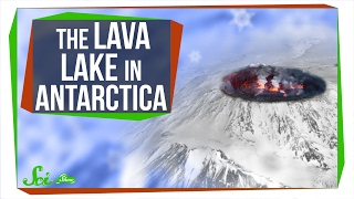 Download Weird Places: The Lava Lake in Antarctica Video