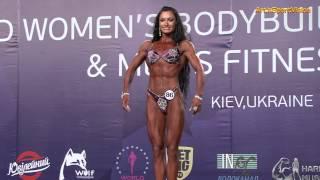 Download 2013 World IFBB Women's BODYFITNESS up to 168 cm - FULL Video