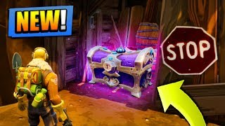 Download NEW SECRET Chests *FOUND* in Fortnite: Battle Royale! Video