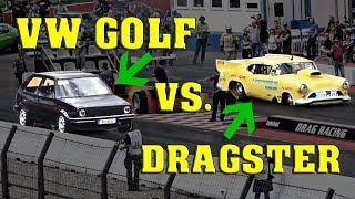 Download Boba´s 1233PS Golf mischt die Dragster Klasse auf und fährt einen neuen Weltrekord! Video