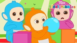 Download Teletubbies ★ NEW Tiddlytubbies 2D Series! ★ Episode 6: Balloons ★ Cartoons for Kids Video