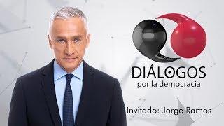Download Diálogos por la democracia. Trump, AMLO y el futuro de norteamérica con Jorge Ramos Video