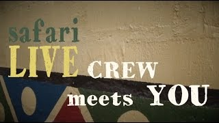 Download safariLIVE crew meets you: Our friends from Torchwood stop by for a visit! Video