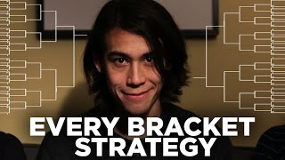 Download Every NCAA Bracket Strategy Video