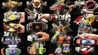 Download 平成仮面ライダー TV版ファイナルフォーム オールライダー変身アイテム スペシャル 2018 Kamen Rider All Heisei TV ver Final form items Video