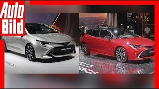 Download Toyota Corolla (Paris 2018) Details/Review/Messe Video
