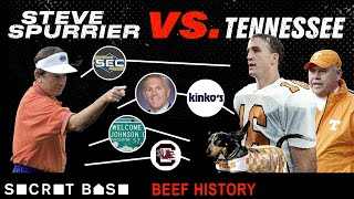 Download Steve Spurrier, one of Tennessee's greatest sons, became its most hated enemy | Beef History Video