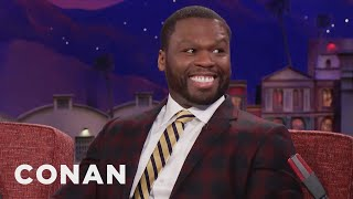 Download Curtis ″50 Cent″ Jackson: Trump Has The Attitude Of A Rapper - CONAN on TBS Video