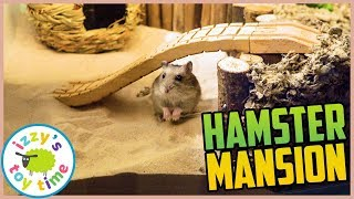 Download HAPPY THE HAMSTER'S MANSION IS FINISHED! Video