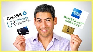 Download Chase Ultimate Rewards vs American Express Membership Rewards | Which Points Program is Better? Video