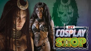 Download Enchantress From Suicide Squad - DIY Cosplay Shop Video