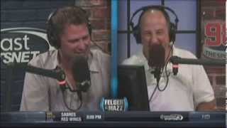 Download Felger & Mazz: Barry In NH Calls In ″You're Terrible!″ - 10/3/2013 Video
