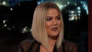 Download Khloe Kardashian Talks Boyfriend Tristan & Kendall Getting Drunk On Kimmel Video