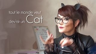 Download 🎃 Halloween Make Up ″Look Chat de dernière minute !″ (+ DIY Oreilles) 🎃 Video