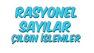 Download 8dk'da RASYONEL SAYILAR ÇILGIN İŞLEMLER   7.Sınıf Video