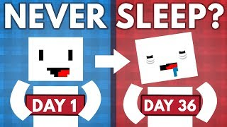 Download What If You Didn't Sleep For A Week? ft. TheOdd1sOut Video
