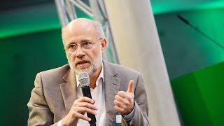 Download Harald Lesch fordert endlich Konsequenzen aus dem Wissen um den Klimawandel zu ziehen (#HAV16) Video