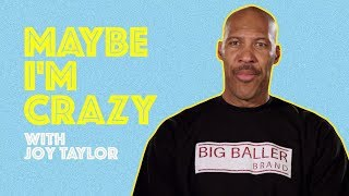 Download LaVar and the Ball Family are the New LeBron | EPISODE 33 | MAYBE I'M CRAZY Video