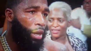 Download Adrien Broner calls out Floyd Mayweather after victory Video