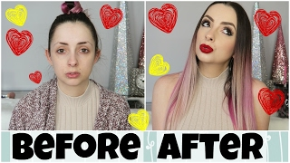 Download Valentine's Day Get Ready With Me! *Makeup, Hair & Outfit* Video