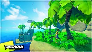 Download OUR FIRST ISLAND EXPLORATION (Raft #2) Video