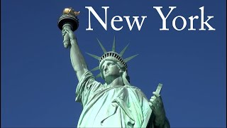 Download New York City | Amazing Statue of Liberty Boat Tour Video
