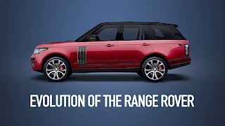 Download Evolution of the Range Rover Video