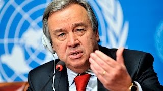 Download ″Let us make 2017 a year for peace″ - UN Secretary-General António Guterres Video