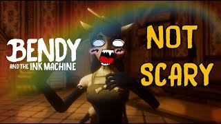 Download How To Make Bendy And The Ink Machine Not Scary PART 10