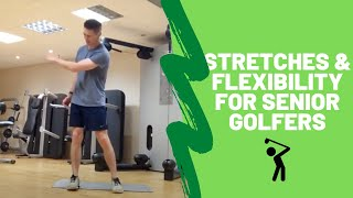 Download Stretches and Flexibility for Senior Golfers Video