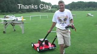 Download Flying Lawn Mower Video