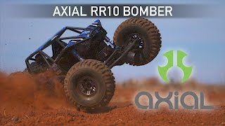 Download Axial RR10 Bomber with Pit Bull's Rock Beast II Tires Video