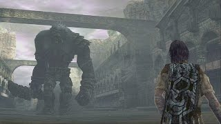 Download Shadow of the Colossus: Argus Boss Fight - 15th Colossus (PS3 1080p) Video