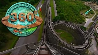 Download Heide Park Resort - Colossos OnRide 360° Video