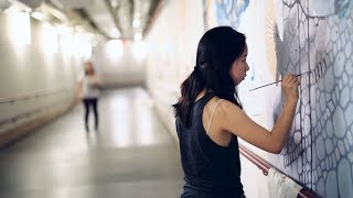Download Tunnel Vision: The Borderline Mural Project at MIT Video