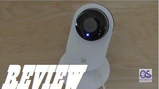 Download REVIEW: Xiaomi Xiaoyi WiFi Home Security Camera System Video