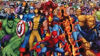Download Top 10 Superheroes of All Time Video
