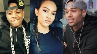 Download Soulja Boy Tells Chris Brown 'Im BEATING YO ASS For Catching Feelings over me liking Karrueche PICS' Video