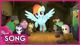 Download Time To Be Awesome (Song) - My Little Pony: The Movie [HD] Video