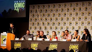 Download Talks Machina Live With Brian W. Foster And Critical Role! (SDCC 2017) Video
